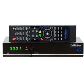 Medialink Smart Home ML4100 TC Hybrid Combo DVB-C/T2 1 Card IPTV