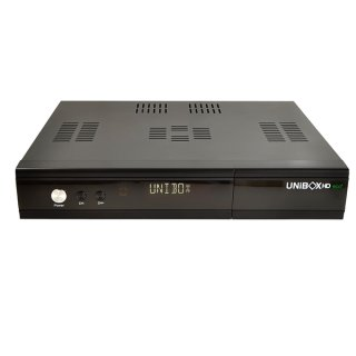 Venton Unibox HD eco+ 2x DVB-C/T2 Linux E2 Twin Receiver