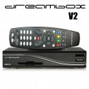 DreamBox DM500 HD V2 PVR HDTV Sat Receiver