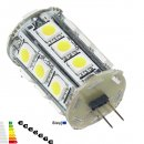 LED Stiftsockel G4 3,3W 18 SMD LED 3000K