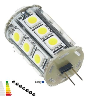 LED Stiftsockel G4 2,5 W 18 SMD LED 3000K