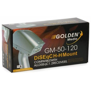 Golden Media DiseqC Motor GM 50-120