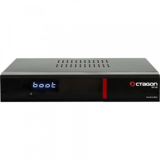 Octagon SF138 HD E2 Linux Red HDTV LAN CI DVB-T2 HD Receiver