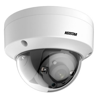 THC-D121IRP  NEOSTAR 2.0MP EXIR HD-TVI Dome-Kamera, 2.8mm, Nachtsicht 25m, WDR 120dB, Smart-IR, 12V DC, IP67
